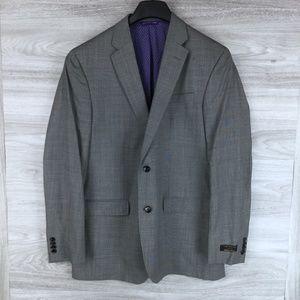 Ted Baker London Micro Pattern Suit Blazer